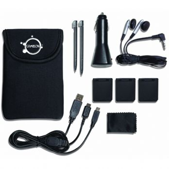 Nintendo DSi / DSL 10 in 1 Essential Travel Pack